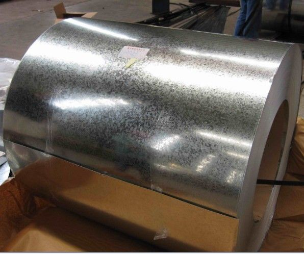 AZ Alloy Regular Spangle Sheet Hot Dipped Galvanized Steel Coils