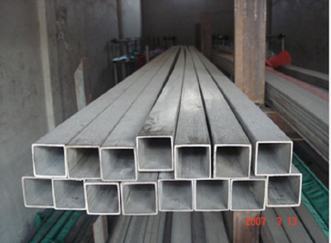 Hollow Section GB / T13793 / T3091 / T6728 / T6725 galvanized Welded Steel Pipes / Pipe