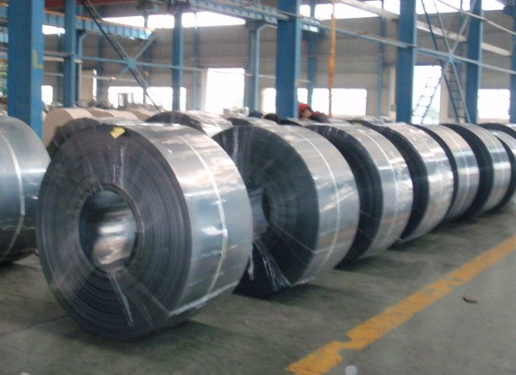Q195, SPCC, SAE 1006, SAE 1008 Continuous Black annealed cold rolled steel strip / strips