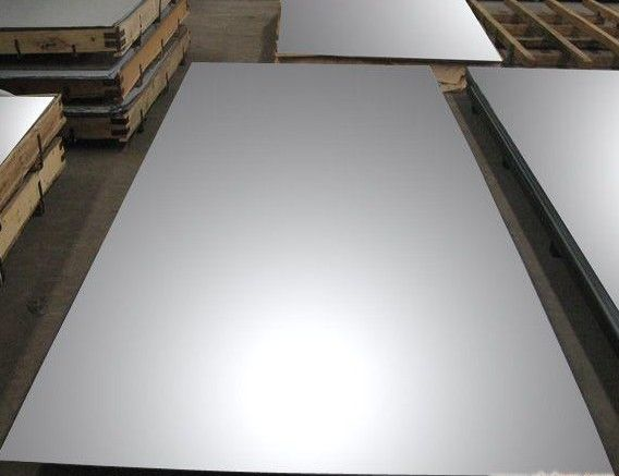 2B / BA / 8K Finish Cold Rolled 430 / 201 / 202 Stainless Steel Sheet / Sheets