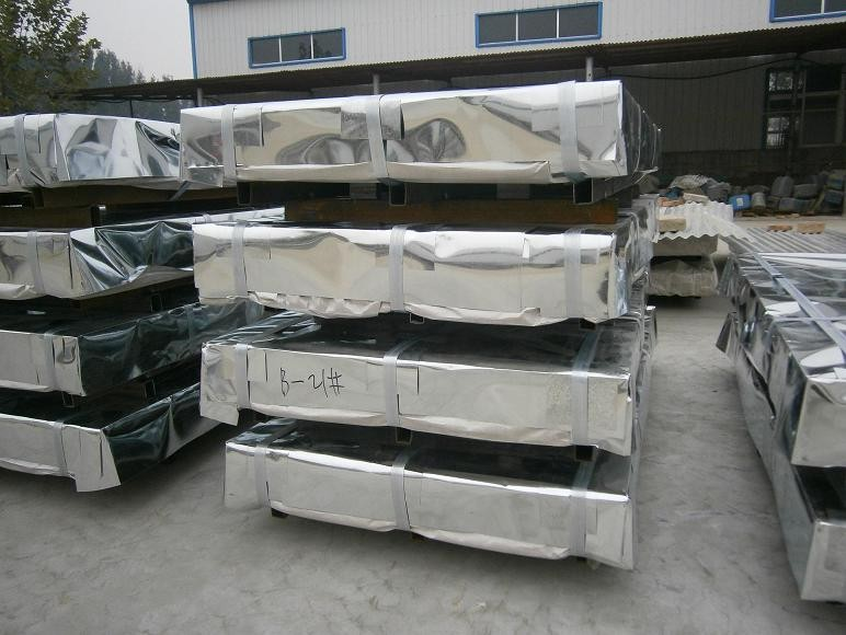 Zinc Sheet Metal Hot Dipped Galvanized Steel Sheet