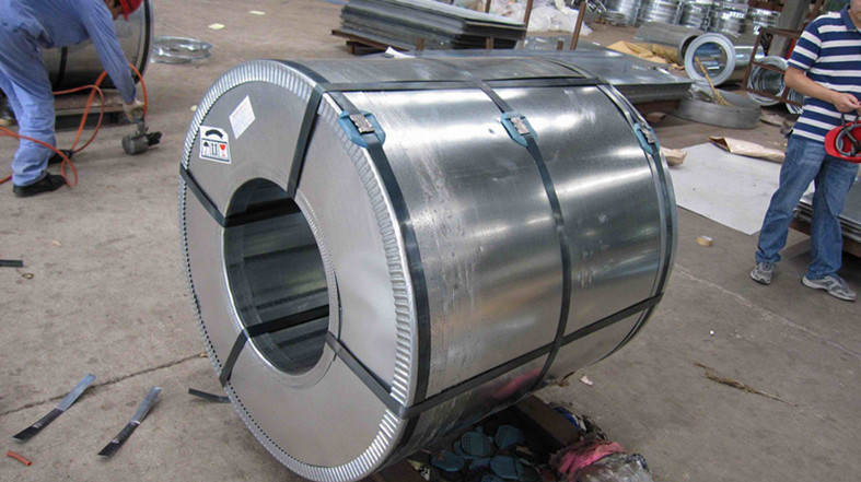 Hot Dipped Galvanized Steel Coils , SGCC(SGCH) / ASTM A653 / DX51D