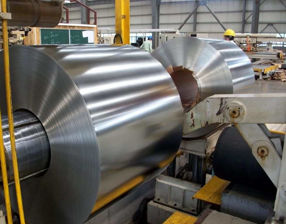 914mm - 1250mm non-oriented silicon Cold Rolled Steel Coils / Coil