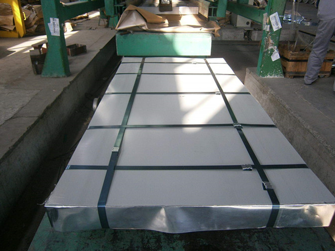 RAL 1030 Pre Painted Gi Sheet For Roofing DX51D Width 700 / 1250mm