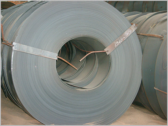 Q195, Q215, Q235, SS400, SAE 1006 SAE 1008 Mill & slit edge Hot Rolled Steel Strip / Strap